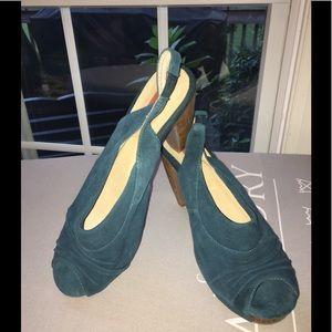 NEW Miz Mooz Leather shoes